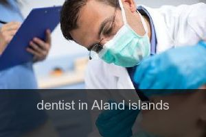 Dentist in Aland islands