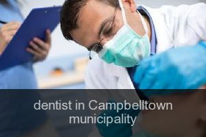 Dentist in Campbelltown municipality