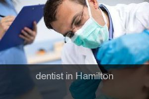 Dentist in Hamilton