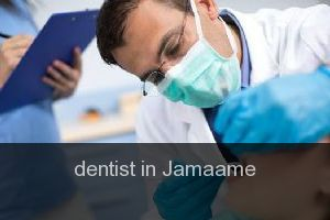 Dentist in Jamaame
