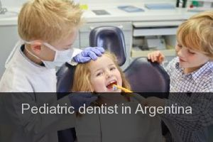 Pediatric dentist in Argentina